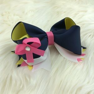 Accessories - Grosgrain set of head bow ribbons